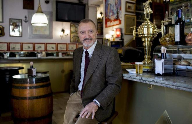 El escritor y académico Arturo Pérez-Reverte, en una imagen reciente.