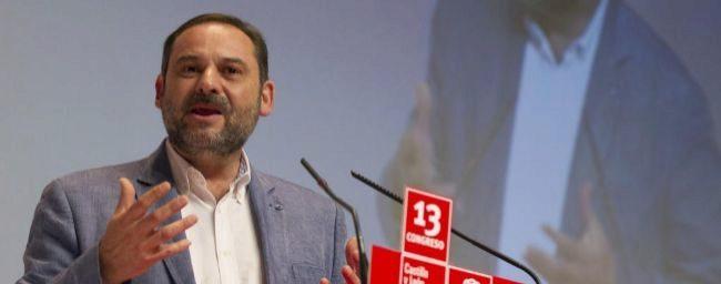 El secretario federal de Organización del PSOE, José Luis Ábalos.