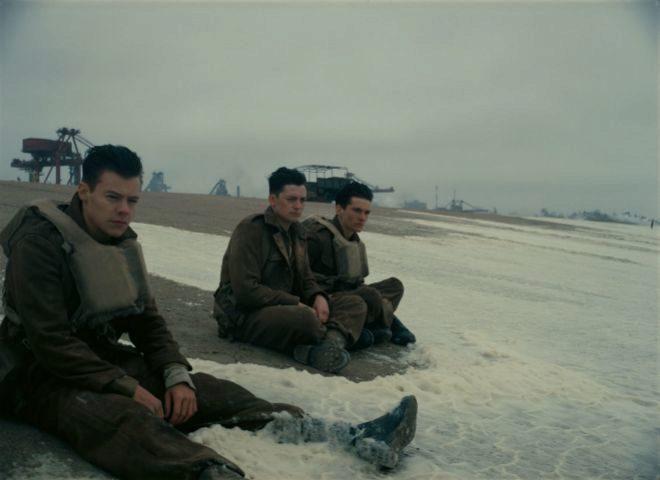 """'Dunkenque': """"irrefutable ejercicio expandido de cine sin el menor..."""