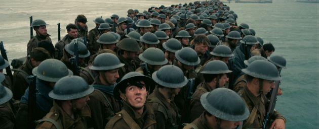 Fotograma de la película 'Dunkerque', de Christopher Nolan.
