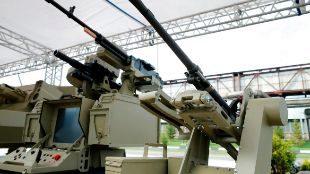 Kalashnikov desarrolla un 'terminator' ruso