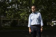 José Manuel Franco, aspirante a ser el próximo secretario general del PSOE-M.