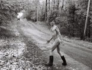 Naked Hitch-hiker, 2003.