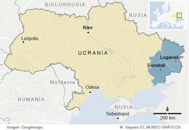 La Pequena Rusia De Ucrania Internacional Home Tags El Mundo