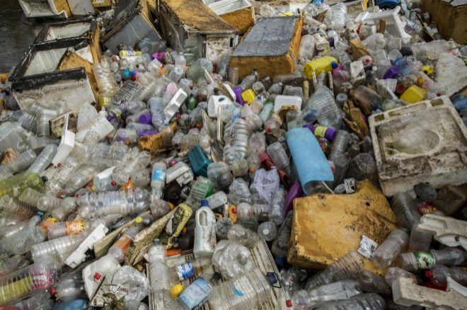 Los humanos hemos producido 8.300 millones de toneladas métricas de plástico