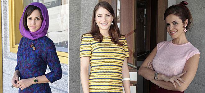 Megan Montaner, Andrea Duro y Marta Torn