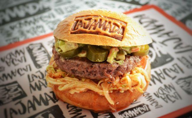La Jamburguesa.
