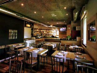 Restaurante El Rebote.