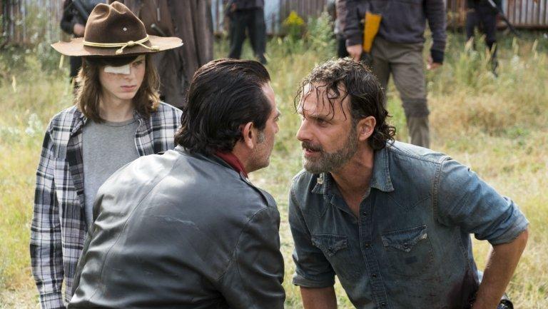 La octava temporada de The Walking Dead se estrenará el 22 de ...