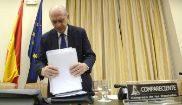 La oposición concluye que el PP hizo uso partidista del Ministerio del Interior