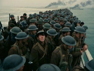 Fotograma de la película 'Dunkerque'.