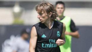 Los nuevos dorsales del Real Madrid: Modric hereda el '10'