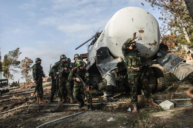 """Rusia alcanza un acuerdo con los rebeldes para una """"zona de distensión"""" cercana a Damasco"""