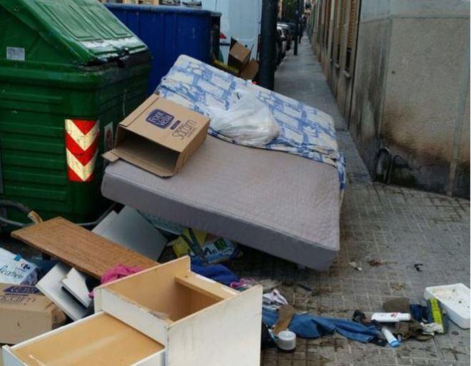 Emaya palma mallorca recogida muebles