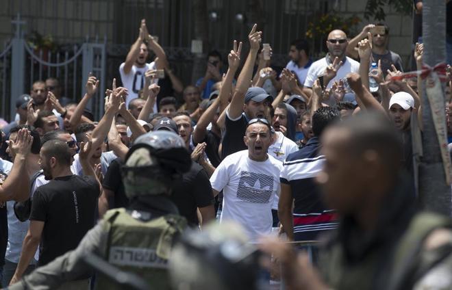 Netanyahu anuncia la demolición de la casa del palestino que mató a tres israelíes