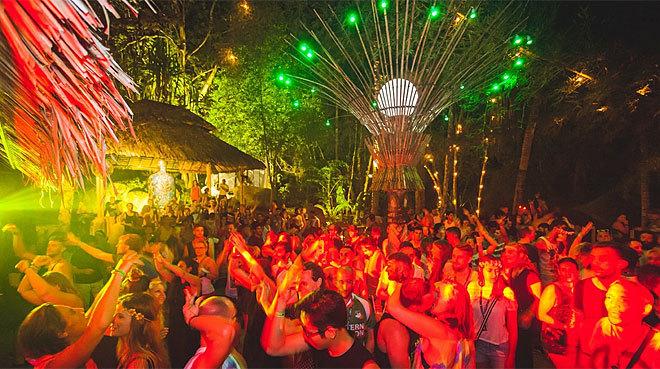 Tailandia Fiesta Salvaje En La Jungla Viajes El Mundo