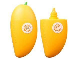 <em> Mango mild sun block</em> (14,99 euros).