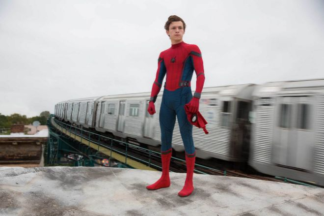 Fotograma de la película 'Spider-Man: Homecoming'.
