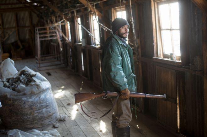 Fotograma de la película 'El invierno'.