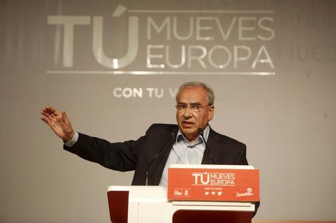 Alfonso Guerra rechaza la presidencia de honor de la Fundación Pablo Iglesias