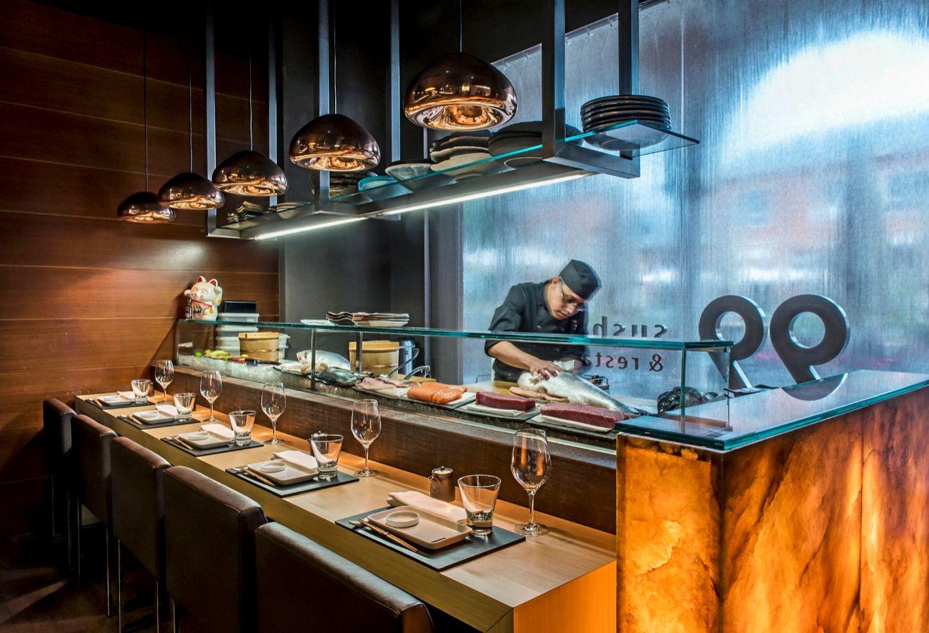 Bajo la dirección de David Arauz, este restaurante abierto en el año...