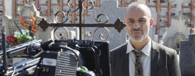 El actor Javier Gutiérrez, protagonista de 'Estoy vivo',