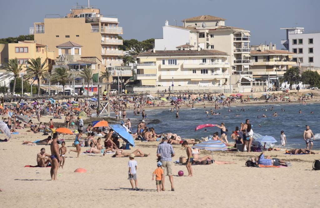 Alerta naranja: hasta 40 grados en Mallorca | Baleares Home | EL MUNDO