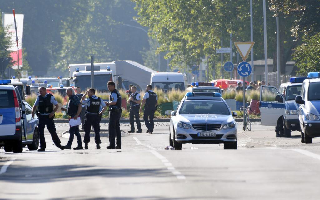 Resultado de imagen para imagenes del tiroteo en discoteca alemana