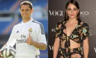 'Chicharito' y Andrea Duro, la nueva pareja del verano.