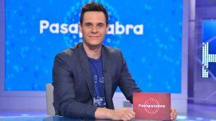 Christian Gálvez, presentador de 'Pasapalabra'.