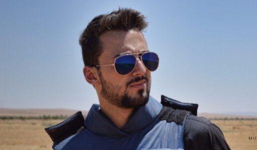 Fotografía de perfil del periodista Khaled Alkhateb en su cuenta de Twitter.