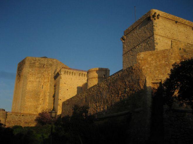 El Castillo de Santiago.