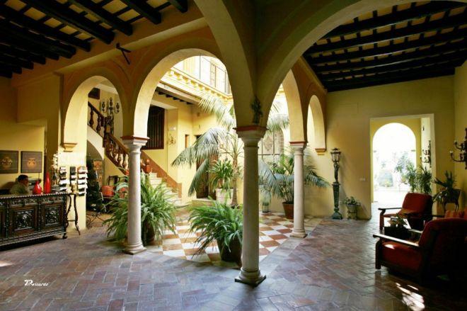 Hotel Posada Palacio.