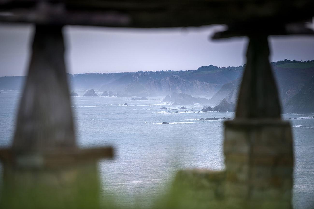De fácil acceso, desde el mirador podremos observar el entorno que...