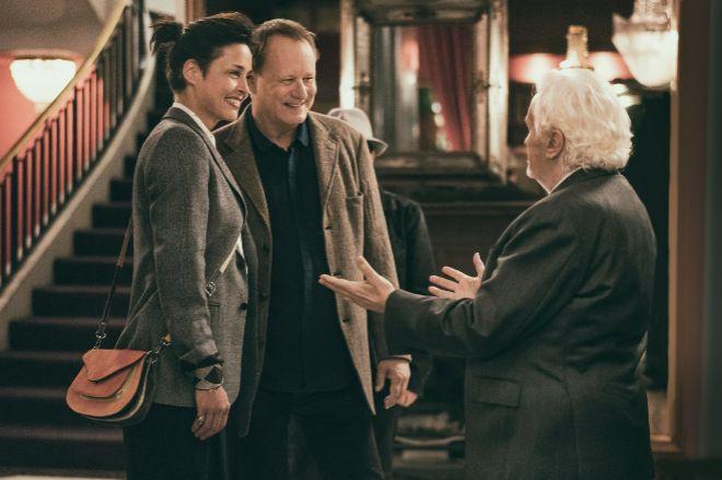 Fotograma de la película ''Regreso a Montauk'.