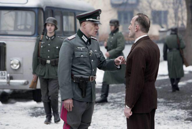 Fotograma de la película 'La decisión del rey'.