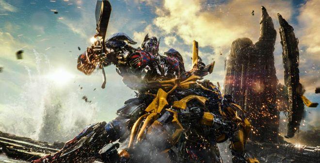 Transformers: El último caballero.