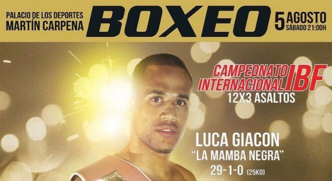 Velada de boxeo por el título internacional de la IBF.