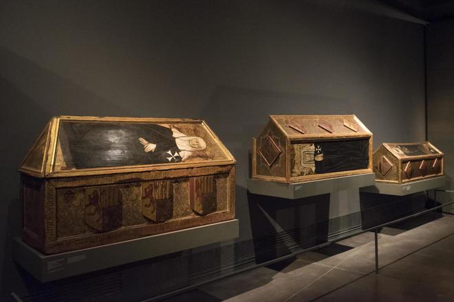 Parte de la colección que la Generalitat ha de devolver, por orden...