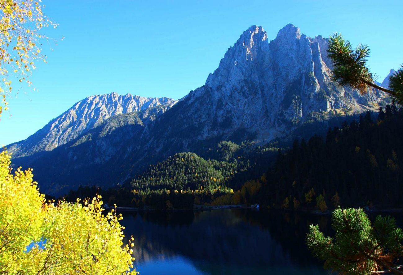 En el Pirineo leridano se abre este paraíso natural...