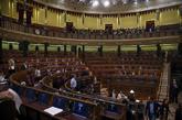 El Congreso de los Diputados, durante un pleno del pasado marzo.