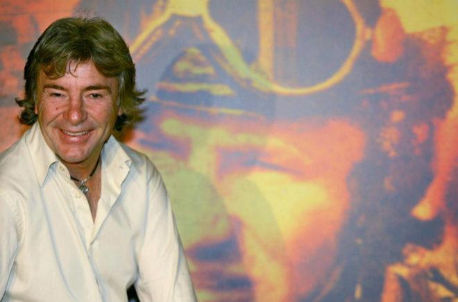 Ángel Nieto, en un foto de archivo en Madrid, 2005