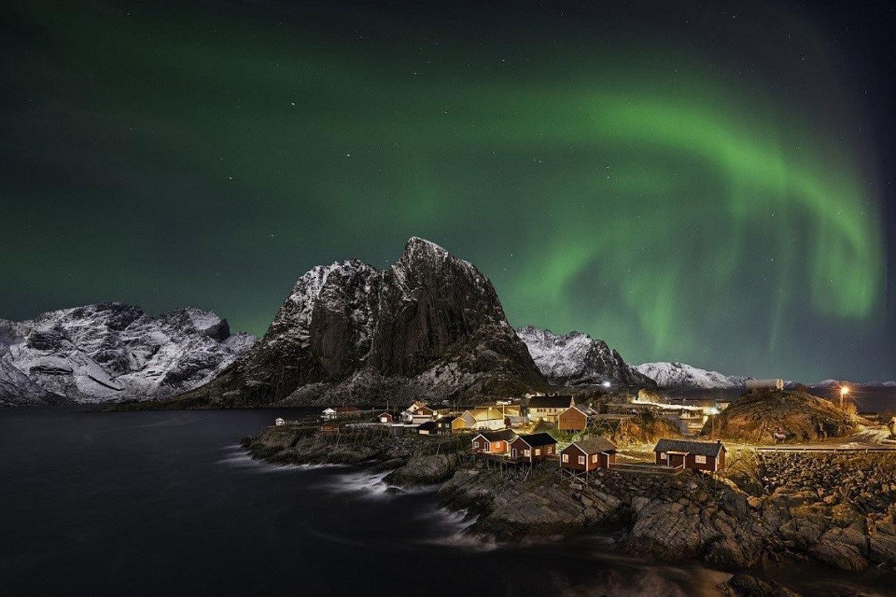 Este archipiélago noruego es ideal para tomar...
