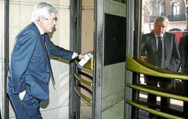 El empresario y ex vicepresidente de Repsol, José Ramón Blanco...