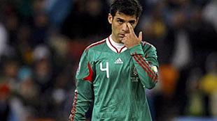 EEUU identifica al futbolista Rafael Márquez en una red de narcotráfico