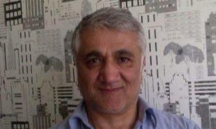 El periodista y escritor turco, nacionalizado sueco, Hamza Yalçin.