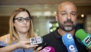 José García Molina, secretario general de Podemos en Castilla-La...