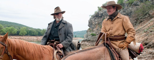 Imagen de la película 'Valor de ley', de los hermanos Cohen.