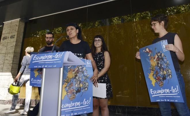 Crisis entre la CUP y el PDeCAT a 50 días del referéndum