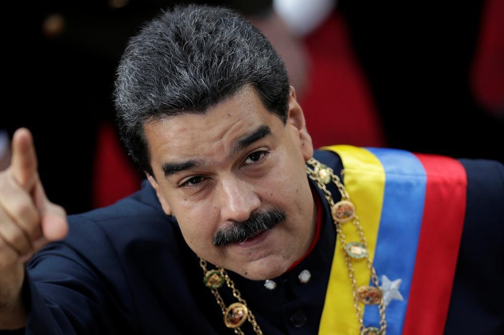 El presidente de Venezuela, Nicolás Maduro, en una imagen reciente.